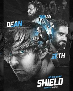 "Back by demand, ""the shield"""