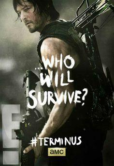 Who Will Survive? #Terminus The Walking Dead, Season 4 - Finale