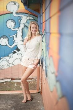 Bailey's Senior Sess
