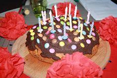 tarta de cumple / Geburtstagskuchen
