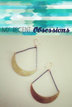 Free People earrings! PUREmamas - blog
