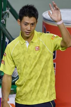 Kei Nishikori Photos - Rakuten Open 2015 - Day 3 - Zimbio
