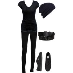 Untitled #321 by bvb3666 on Polyvore featuring C.R.A.F.T. and Vans