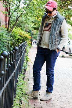 On The Blog // Investing in Fall | Proper Kid Problems | Clarks Desert Boots