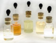 Homemade Perfumes with Essential Oils