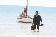 (LR) Olga Kurylenko as Ayshe and Russell Crowe as Joshua Connor in 'The . The Water Diviner New Movies, Movies And Tv Shows, The Water Diviner, Age Of Adaline, Channel, Istanbul Travel, Russell Crowe, Film Books, Political News