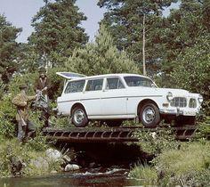 Volvo 220 - 1962