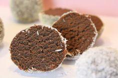 Nutella-Bällchen / Loptice od Nutelle - Hanuma Kocht! - Der zweisprachige Foodblog