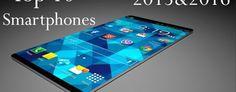 Top 10 los mejores smartphones del próximo 2016