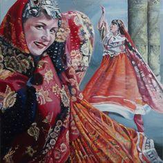 Rita Camphuijsen - Dans uit centraal azië