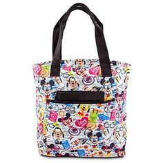 Nerds Mickey Mouse n Friends Tote