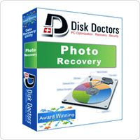 Disk Doctor Photo Recovery (Win) --   comprehensive recovery software for any Digital Media that allows users to recover deleted and lost photos, music and video files from basic format to high-end raw image formats for most popular professional digital photo camera like Canon, Nikon, Sony, Olympus and Minolta which includes JPG, JPEG, TIF, TIFF, PNG, BMP, GIF, CRW, CR2, NEF, SR2, SRF, ORF, MRW. It also supports video & music formats including AVI, MOV, MPG, MP4, MP3, WAV and more...