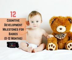 Cognitive development of a newborn is a timely process that happens naturally, sometimes without any external effort. However, you can always make a positive difference in your baby's cognitive development, if you are alert from the beginning Development Milestones, Baby Milestones, Problem Solving, Effort, Teddy Bear, Positivity, Babies, Shit Happens, Learning