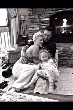 Family P!nk, Carey, Willow