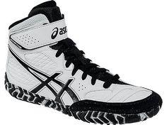Footwear 79799  Asics Agressor 2 White Black Silver Size 11 1 2 -  BUY 5b007227d