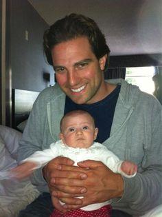 Scott Mcgillivray (and daughter)