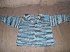 boys knit sweater   Yes this sweater is knit. However, I am showing how to block.