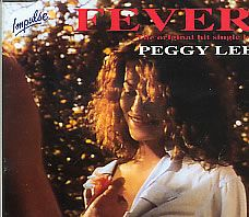 """For Sale - Peggy Lee Fever UK  CD single (CD5 / 5"""") - See this and 250,000 other rare & vintage vinyl records, singles, LPs & CDs at http://991.com"""