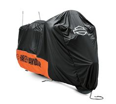 Premium Indoor Motorcycle Cover-93100020 | Motorcycle Covers | Official Harley-Davidson Online Store