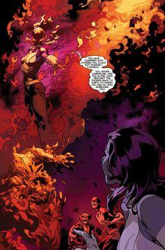 All New X-Men by Stuart Immonen