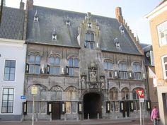 Gistpoort te Middelburg
