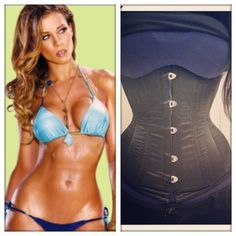 This Authentic Waist Training Corset has extreme curves to flatter and shape is now available in 100% premium cotton. Crafted from the finest fabrics, this corset is made with a contoured underbust line that is curved to fit directly under the bust and is longer in the torso. The cotton fabric ma...
