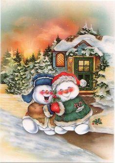 Christmas hugs!