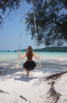 Koh Rong and Koh Rong Samloem is located on the coast of Sihanoukville in the South of Cambodia. A backpacker Guide to Koh Rong/Samloem Cambodia Beaches, Cambodia Travel, Koh Rong Samloem, Phnom Penh, Like A Local, Angkor Wat, Southeast Asia, Where To Go, Travel Around