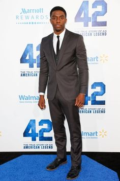 Chadwick Boseman | The 51 Hottest Black Men In Hollywood