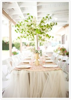 Shabby Chic Tablescapes | SHABBY VINTAGE CHIC / Tablescape