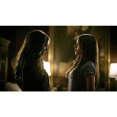 Elena and Katherine ❤ liked on Polyvore