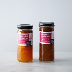 Limited Edition Big Sur Marmalade and Da Bears Lime Marmalade Duo on Provisions by Food52