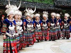 the miao people of china