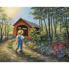 'Summer Stroll' by Wade