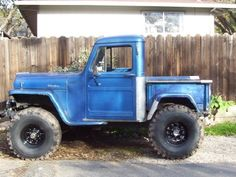 Extreme Willys Wagons and Trucks - Page 14 - : and Off-Road Forum Jeep Willys, Willys Wagon, Jeep Tj, Antique Trucks, Vintage Trucks, Vintage Jeep, E Quad, 4x4, Jeep Scout