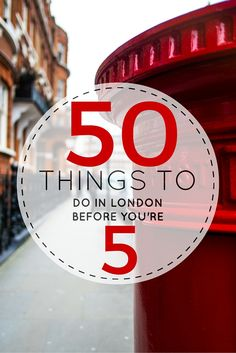 The ultimate list for fun activities for under 5s in London! By a mum who lives there and done a lot of it herself...