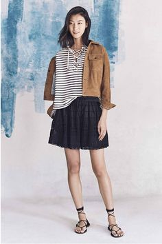 Madewell Spring 2016 - crazy for these looks ~