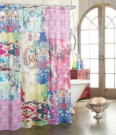 Poetic Wanderlust By Tracy Porter Leandre Shower Curtain   Dillards.com