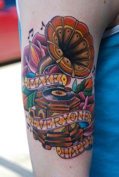 Tattoos by matt gibson on pinterest yin yang tattoos for 15th street tattoo