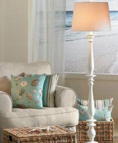 50+ Best Beach House Decorating. Tall Floor LampsBeach ...