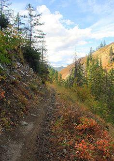 Devil's Gulch - Wenatchee National Forest, Cashmere, WA