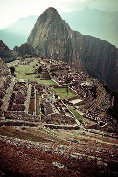 Machu Picchu: