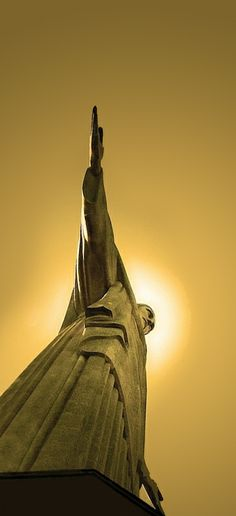 Christ the Redeemer, Rio de Janeiro , Brazil Cristo Corcovado, Places To Travel, Places To See, Places Around The World, Around The Worlds, Wonderful Places, Beautiful Places, Samba, Christ The Redeemer Statue