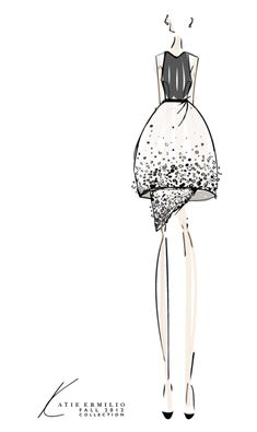 Fashion Illustrations 14 - Klangwelt Design