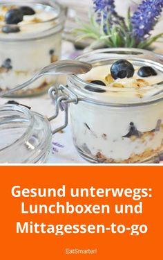 Lunch-to-go: die besten Tipps! | eatsmarter.de #lunchbox #mealprep #lunch