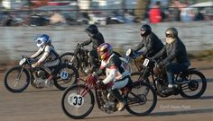 Antique Harley Motorcycles Set To Race At the 74th Sturgis Rally