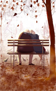 The pleasures of Fall   #pascalcampion