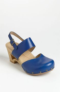 I must have these. Dansko 'Thea' Sandal available at #Nordstrom