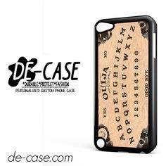 Ouija Board DEAL-8320 Apple Phonecase Cover For Ipod Touch 5