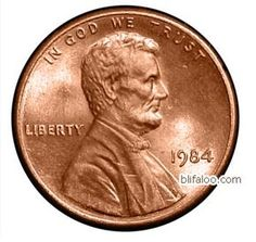 rare coins to look for not super rare but the still rare the double ear 1984 Lincoln cent Valuable Pennies, Rare Pennies, Valuable Coins, Penny Values, Lincoln, Rare Coins Worth Money, American Coins, Error Coins, Coin Worth